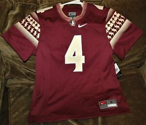 Florida State Seminoles jersey! YOUTH small 7 NEW with tags Dalvin Cook #4 Nike