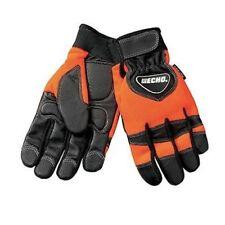 ECHO OEM Chain Saw, Chainsaw Gloves (XLarge) 99988801602