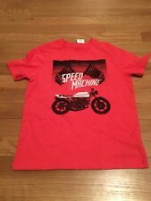 NWT Gap Kids Boys Short Sleeved Speed Macine Tee Shirt - Size S 6/7