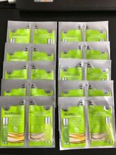 GlamGlow Powercleanse Daily Dual Cleanser & Mud &  Oil 10-PK Each 0.05 fl Sample