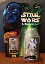 Star Wars R2D2 Action Figure W/ FlashBack Photo Orig. & Prequel Character Pic. 1