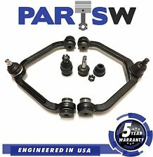 4 Pc New Suspension Kit for Ford Mazda Mercury Upper Control Arms & Ball Joints