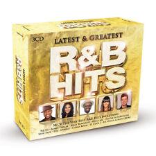 Various Artists : R&B Hits CD (2013) ***NEW***