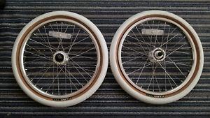 Haro Lineage SATA Pro Wheel set and Haro HP tires