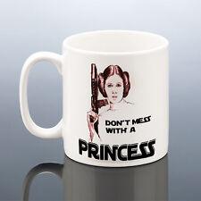 PRINCESS LEIA MUG STAR WARS Mug Birthday Gift Her Girlfriend Mug Valentines Cup