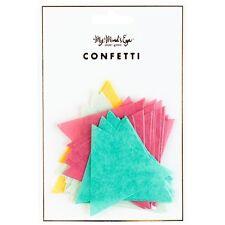 My Minds Eye Hooray Double-Sided Confetti - 368437