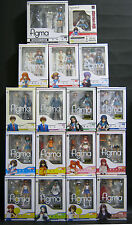 Max Factory FIGMA The Melancholy of Haruhi Suzumiya 17 figures comlete set