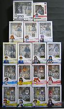 Max Factory FIGMA The Melancholy of Haruhi Suzumiya 17 figures comlete set