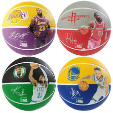 Spalding NBA Player Basketball Steph Curry LeBron James Harden Kyrie Irving Ball