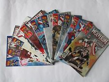 A Collection of 10 Wolverine & X-Men Marvel Comics From 2004 in good condition.