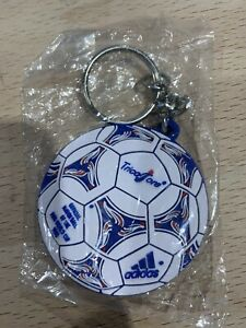 Porte-Clé Ballon ADIDAS France 98 Officiel Tricofore Coupe du Monde 1998 FIFA