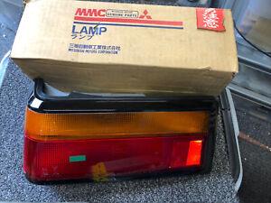 Mitsubishi Lancer Saloon 1984 -1987 Passengers Rear Light Unit Stanley 0437146