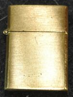 "Vintage Miniature Brass Lighter - Japan - 1 3/8"""