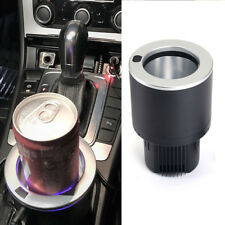 12V 20W Cup Cooler/Warmer Auto Electric Cup Drink Holder Plug In Car SUV Travel