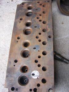 Multicar M24 / M25 Zylinderkopf neu Kopf Werkneu Ifa original DDR