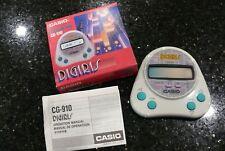 Casio DIGIRIS  LCD ✨RARE✨ Vintage Electronic Tabletop Handheld  Video Game WATCH