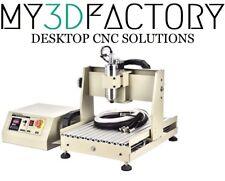 Fresa Pantografo CNC 300x400mm 4assi 3D 800w USB ITA