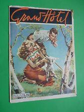 Grand Hôtel Magazine 1949 153 Le Mouton Perdu Elen Moj T ' Aimer Et Dirti Poule