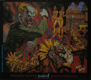 Robert Williams Signed - DUELING BIMBO - Limelight Exhibition Poster Lowbrow Art