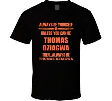 Thomas Dziagwa Be Yourself Oklahoma State Basketball Fan T Shirt