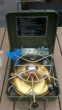 Heinze Geniol Dieselkocher; NOS; Never Used; Complete w/ Spare Parts & Tools Set
