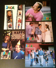 Lobby Card Lot~ JACK ~1996 ~Robin Williams~Diane Lane~Brian Kerwin~Adam Zolotin