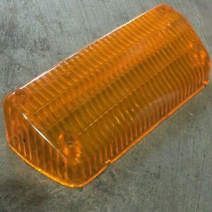 TOYOTA CORONA RT80 Front Turn Signal Lights Cover Lens (RH) Genuine KOITO NOS
