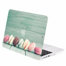"""Macaroon Graphics Rubberized Hard Case for Macbook Pro 13"""" w/ Retina A1425/A1502"""