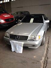 Mercedes Sl 500 R129 Cabrio Youngtimer