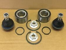 FORD TRANSIT CONNECT 2002-2013 FRONT ABS WHEEL BEARINGS & BALL JOINTS 101/022