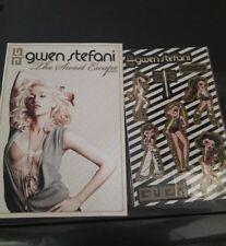 Gwen Stefani 2007 Original The Sweet Escape Tour Program plus Bonus OOP