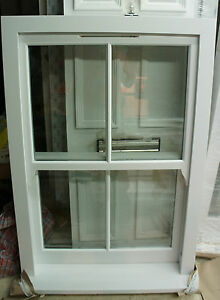 Wooden Sash Window - NEW -  ANY SIZE* - £379 - Made to Measure -Fully Finished
