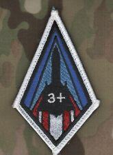 SKUNKWORKS MACH 3+ SR-71 BLACKBIRD PILOT FLIGHT SUIT PENCIL POCKET vel©®⚙ TAB S
