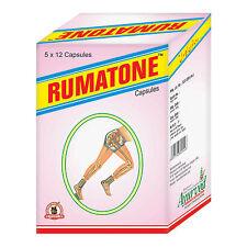 Joint Back Knee Pain Stiffness Lumbago Sciatica Relief Supplements 60 Pills