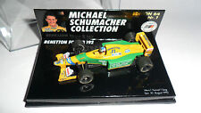 "Benetton Ford B 192 Michael Schumacher"" 1. Vittoria SpA 30.08.1992"", MSC 1:64 OVP!"