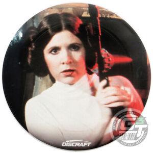 Discraft Star Wars PRINCESS LEIA SuperColor ULTRA-STAR 175g Ultimate Frisbee