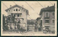 Biella Valle Mosso cartolina QQ6514