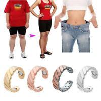 Einstellbare magnetische Abnehmen Ring Gewichtsverlust Gesundheit Männer Frauen