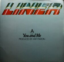Soul Picture Sleeve 45 Liner - You And Me / N/A On Atlantic