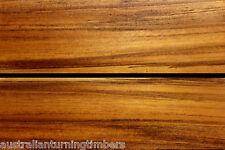 Australian Yakka Wood Knife Scales / Handles (Bookmatched)