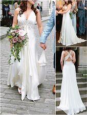 Stunning Pure Silk Jenny Packham Wedding Dress