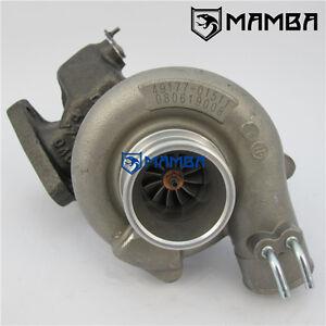 Genuine Mitsubishi Turbocharger 4D56T 2.5L L200 Pajero Delica Triton 49177-01511