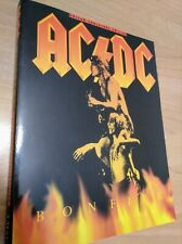 ACDC Bonfire Tablature Book with 303 pages
