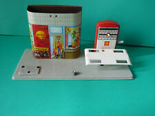 VINTAGE SHELL TIN TOY MADE IN WESTERN GERMANY ULTRA RARE!!