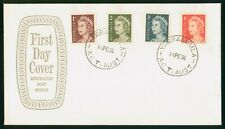 Mayfairstamps Australia FDC 1966 Yarrralumla Combo QEII First Day Cover wwr26953