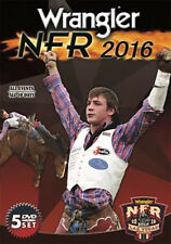 2016 Wrangler National finals Rodeo – 5-DVD set