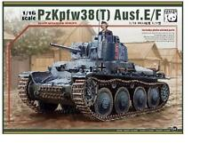 PANDA   1/16 PzKpfw 38(T) Ausf E/F Tank  PDA16001