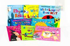 What The Ladybird Heard 8 Books Children Collection Paperback By-Julia Donaldson