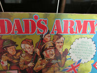 1974 DENYS FISHER DADS ARMY BOARD GAME REPLACEMENT PARTS