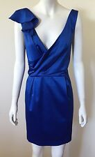 $100 OFF! G Label by George - Blue Cocktail Dress - sz 16  NWT Was $159